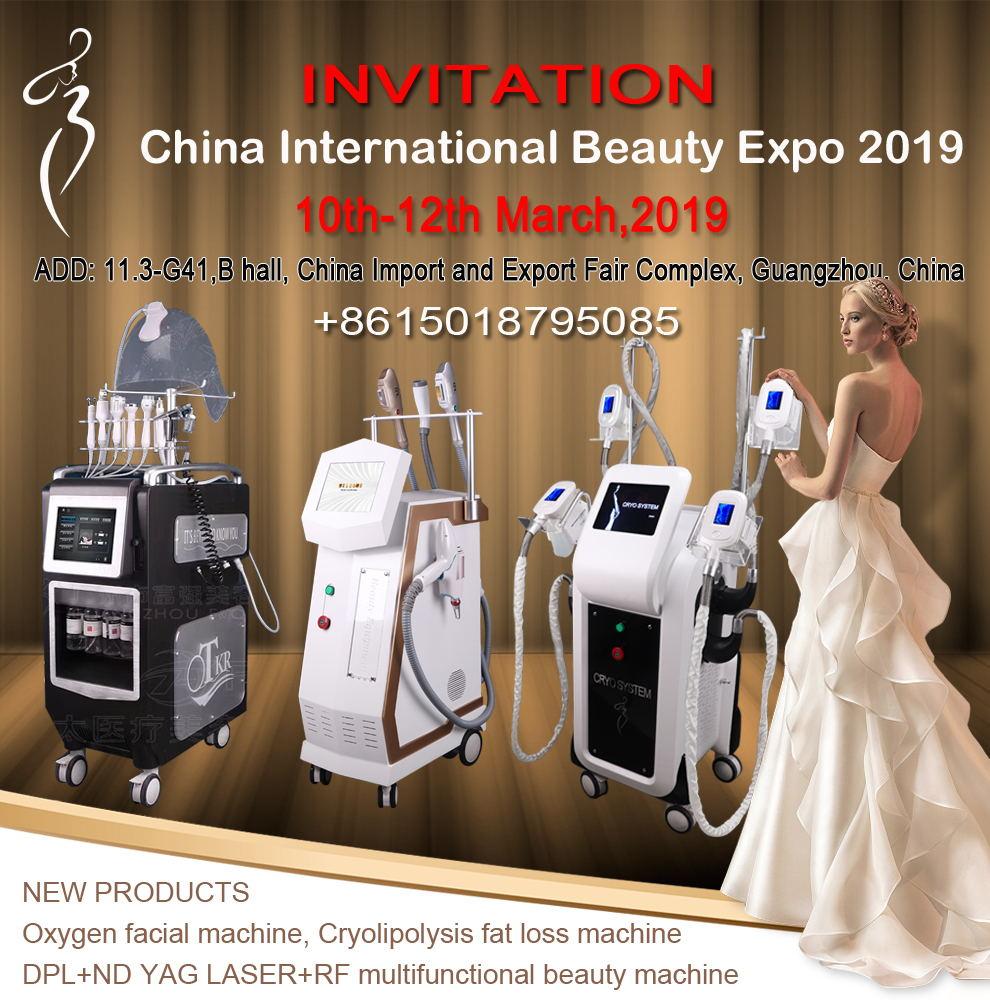 China international beauty expo 2019 / F&Q Technology Beauty