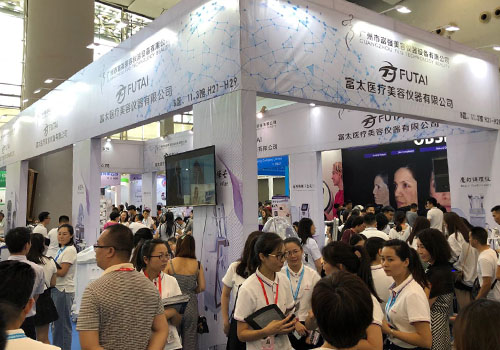 China international beauty expo, September 2019
